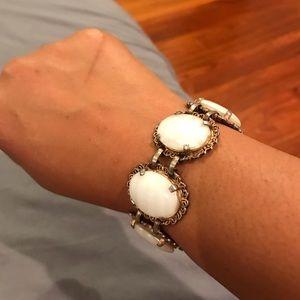 Pearled Antique Bracelet